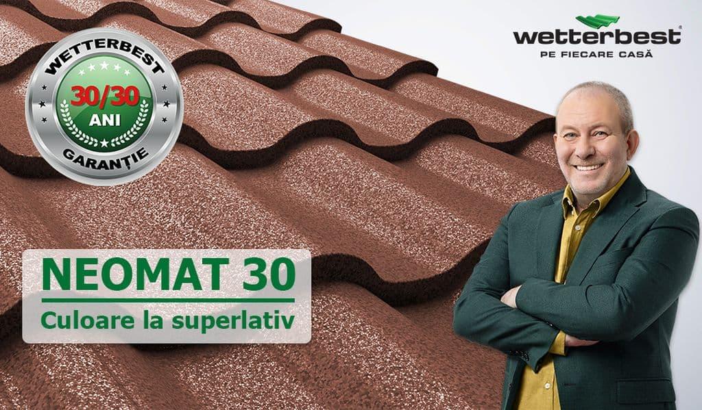 Wetterbest NEOMAT 30