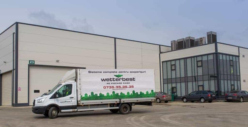 Noua fabrica Wetterbest Baicoi jud Prahova